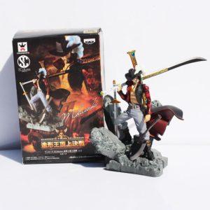 Figurine Banpresto, One Piece, Dracule Mihawk