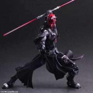 Figurine Darth Maul, Play Arts Kai, Star Wars