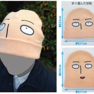 One Punch Man - Bonnet - Saitama