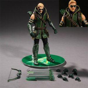 Figurine Dc Comics - Figurine Arrow Oliver Queen, Justice League