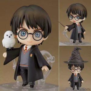 Figurine Harry Potter Hedwige Nendoroid 10cm Film Cinéma Wizarding World