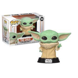 Figurine Star Wars Mandalorian - The Child 'Bébé Yoda' Funko Pop #368 Cinéma