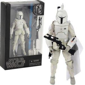 Figurine Star Wars - Boba Fett Prototype Armure The Black Séries. Cinéma, film