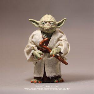 Figurine Star Wars, Maître Yoda, Jedi Cinéma, film