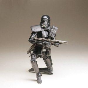 Figurine Star Wars - Stormtrooper Noir 15cm Cinéma, film