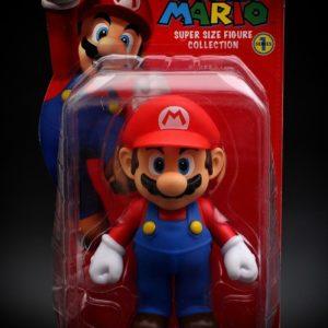 Nintendo - Super Mario - Figurine Mario 12cm