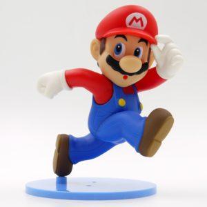 Nintendo - Super Mario - Figurine Mario 14cm