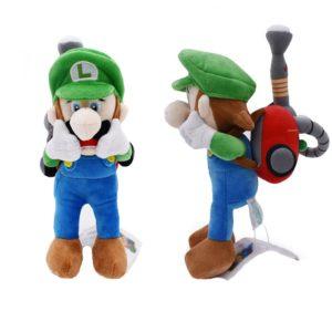 Nintendo - Luigi's Mansion - Peluche Luigi 18cm