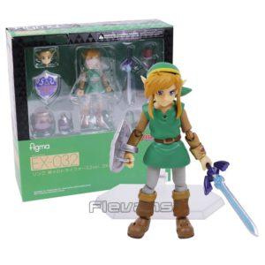 Nintendo - Figurine Figma Link - The Legend Of Zelda