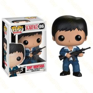 Figurine Scarface - Tony Montana Funko Pop #86 Film Cinéma
