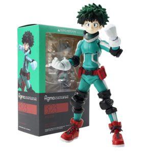 Figurine Manga My Hero Academia - Figurine Figma Izuku Midoriya